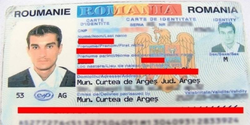 Polițiştii au rămas uimiți când au văzut buletinul acestui bărbat ! Au crezut că este o glumă !