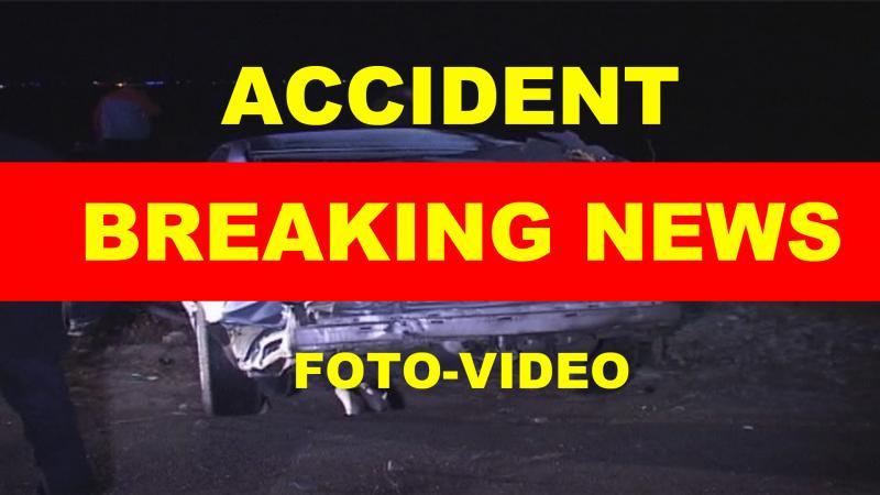 (UPDATE) FOTO/VIDEO - BREAKING NEWS! Accident grav între un tren și un autoturism ! Două persoane au fost victimele impactului!