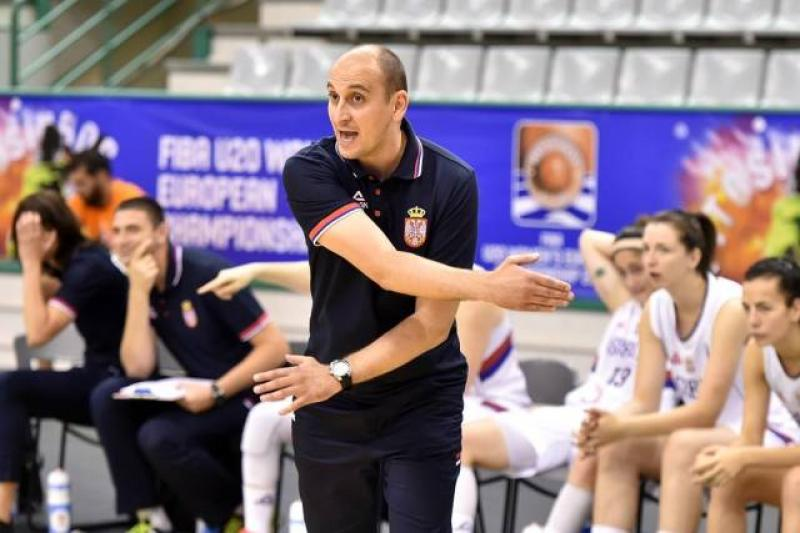 Bogdan Bulj este noul antrenor al fetelor de la ICIM Arad!