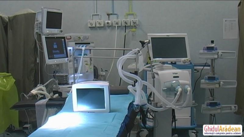 Spitalul Județean Arad a primit aparatură pentru secția ATI PEDIATRIE!(FOTO)