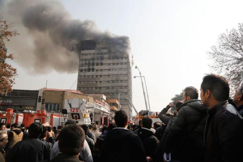 O clădire cu 17 etaje s-a prăbușit! 30 de morți până la această oră! (FOTO - VIDEO)