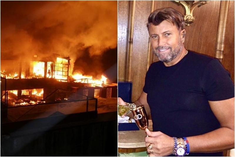 """Cătălin Botezatu face dăzvăluiri despre incendiul de la Bamboo! """"ESTE POSIBIL CA FOCUL SĂ FI FOST PUS CU INTENȚIE"""" !"""