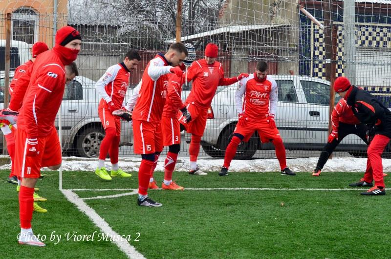 UTA Arad(Liga2) – Lunca Teuz Cermei(Liga 3), un amical de 2 - 2