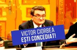 Peste 100.000 de români vor să-l demită pe Ciorbea! (VIDEO)