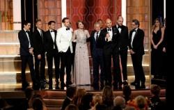 """S-au aflat câștigătorii Globurilor de Aur 2017. """"La La Land"""" a dominat ediția din acest an"""