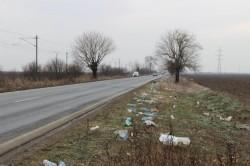 """Sergiu Bîlcea: """"Facem curățenie în județ!"""" O echipă a verificat astăzi drumul Arad-Curtici!"""
