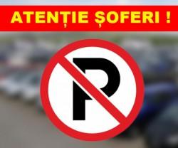 ATENȚIE ȘOFERI ! Incepând de sâmbătă mașinile nu se mai pot parca pe trotuar!  Vezi care sunt noile modificări pe care trebuie neapărat să le cunoști!