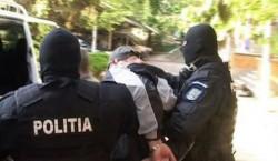 Urmărit general, depistat de polițiștii arădeni
