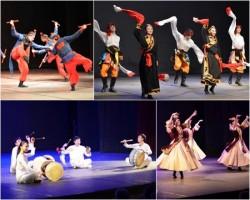 Spectacolul Academiei de dans din Beijing,  un regal de dans,muzică și energie la Arad ! (FOTO-VIDEO)