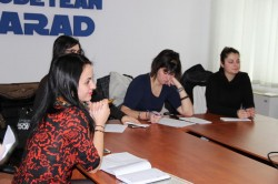 Fiecare voluntar străin poate deveni un ambasador al Aradului