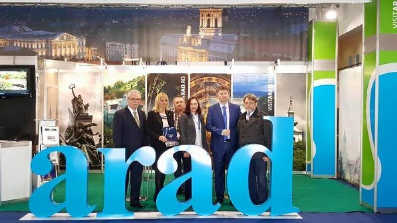 """Consiliul Județean Arad a lansat astăzi programul """" City Break în Arad """""""