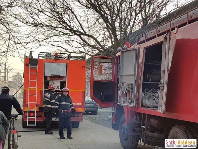 Al treilea incendiu în două zile în municipiu!