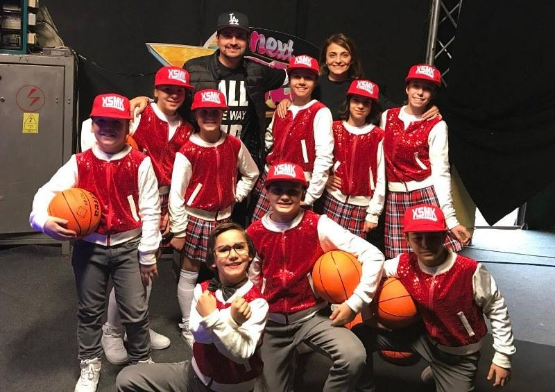 """Arădenii de la X-Style Kids au deschis sezonul opt al emisiunii """"Next Star"""""""