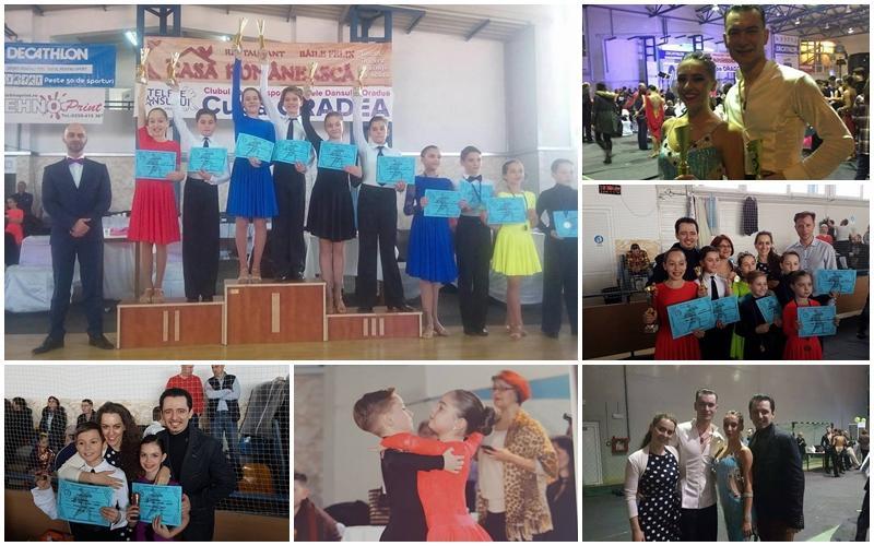 Rezultate de excepţie pentru Şcoală de Dans Royal Steps Arad