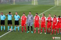 Al doilea meci de pregătire din Spania s-a terminat la egalitate. UTA -  Sturm Graz: 1 - 1