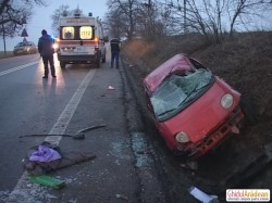 (FOTO/VIDEO) Accident Vinga, daună totală! Câte beri ai băut?- 1,2,3,4,5,.....