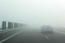 Atenţionare ANM: Cod galben de ceaţă în judeţul Arad