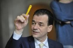 Ludovic Orban vrea să fie şeful PNL