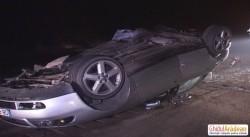 Accident grav pe DN7 în zona localităţii Şimand !