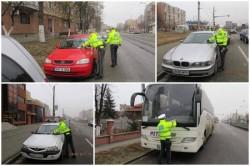 Poliția Locală Arad continuă campania de informare a bicicliștilor și șoferilor din municipiu asupra prevederilor Codului Rutier