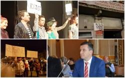 """Îndrăgitul actor Zoltan Lovas luat în """"vizor"""" de PSD Arad pentru """"tupeul"""" de a fi solidar cu protestatarii din stradă!"""