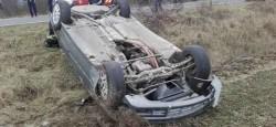 ACCIDENT între localitățile Şicula şi Gurba