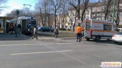 [Breaking News] Femeie lovită de tramvai la Libelula ! (Foto)