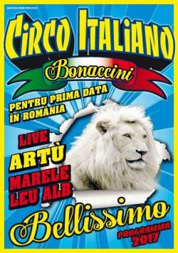 Circo Italiano Bonaccini vine în Arad