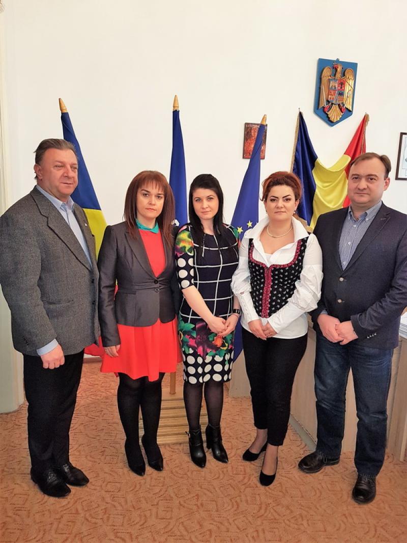 UAV partener al Centrului Nato de educație și instruire