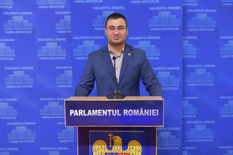"""Glad Varga (PNL): """"Securitatea împotriva incendiilor trebuie tratată cu maximă responsabilitate!"""""""