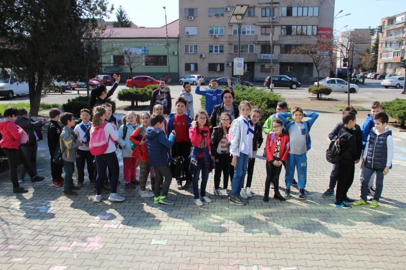 """CREATIVITY DAY"""" – Ziua Europeană a Creativităţii Artistice la Arad"""