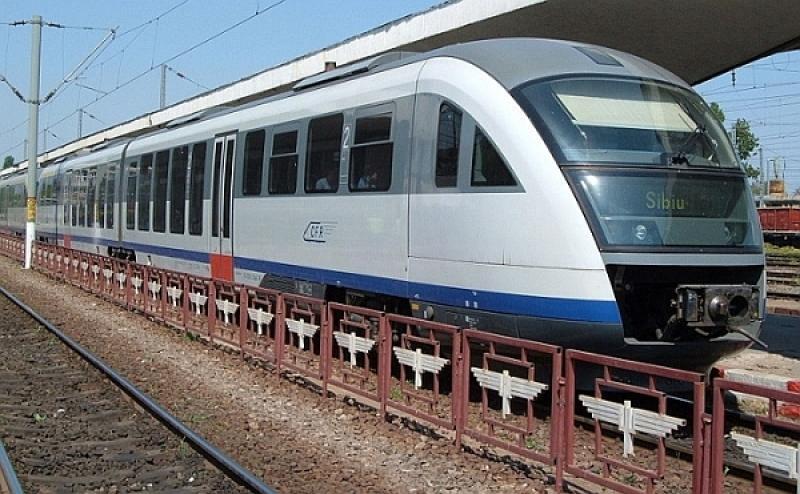 Transportul feroviar de călători trece la ora de vară