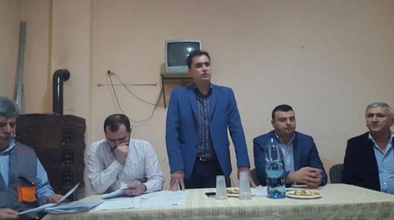 """Ioan Cristina: """"Îmi doresc ca organizația PNL Șepreuș să continue lupta politică și proiectele administrative!"""""""
