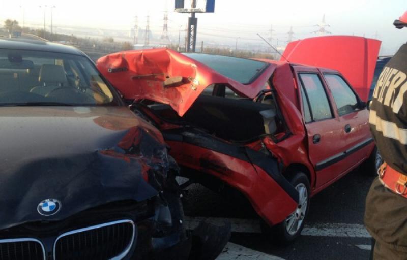 Bilanţ tragic pe şoselele din România. Numărul morților în accidente rutiere este dublu față de cel din UE