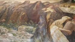 Moment istoric pentru cultura Aradului, la Muzeul de Artă: a revăzut lumina zilei tripticul lui Feszty!