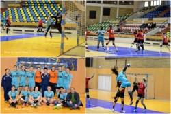 Handbal feminin-liga nationala,divizia A : AS CRISUL CHISINEU CRIS-EXTREM BAIA MARE SCOR 31-36 (16-15)