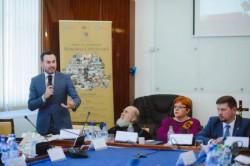 """Gheorghe Falcă a participat la dezbaterea """"România Centenară"""" (Galerie FOTO)"""