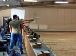 Lotul naţional de tir pregăteşte Europenele la Arad