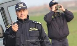 Doi irakieni opriți la Turnu din drumul ilegal spre Spaţiul Schengen