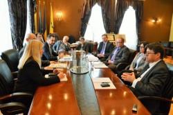 O delegație din Ledava a vizitat azi Aradul