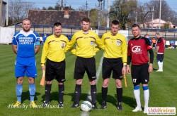 Start retur Liga Judeţeană a 4-a de fotbal