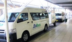 Trei shuttle bus (microbuse) pentru Aeroportul Arad!
