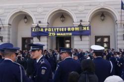 Ziua Poliției Române, sărbatorită în Piața Avram Iancu alături de arădeni