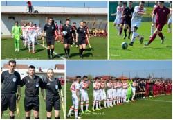 (FOTO) Semifinala Cupei României Under 19: UTA – CFR Cluj: 1-0