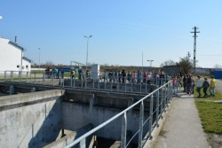 Ziua Mondială a Apei, porți deschise la Stația de Epurare Arad