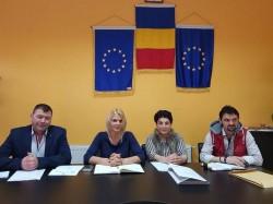 """Claudia Boghicevici: """"Avem președinte nou la PNL Frumușeni, motivat să performeze politic!"""""""