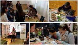 Evenimente culturale organizate de voluntari la Complexul Muzeal Arad