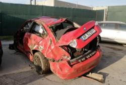 Soţia lui Claudiu Dărăbuţ a decedat într-un tragic accident de maşină !