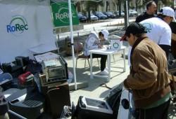 Ai deşeuri electrice şi electronice? Sâmbătă este momentul să te scapi de ele în cadrul Campanie de colectare organizată de Primăria Arad