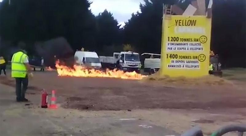 Explozie la Paris! Cel puţin 20 persoane rănite! (VIDEO)